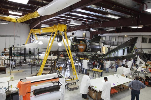 """SpaceShipTwo"