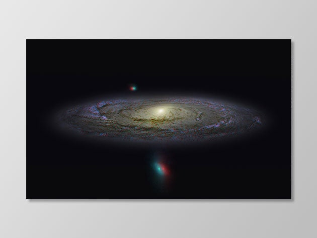 Decorate your space with these beautiful science art posters