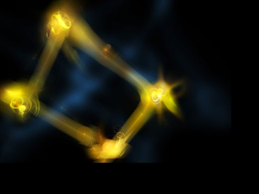 In New Quantum Experiment, Effect Happens Before Cause