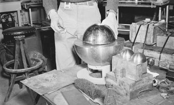 When Atomic Bombs Were Assembled By Hand