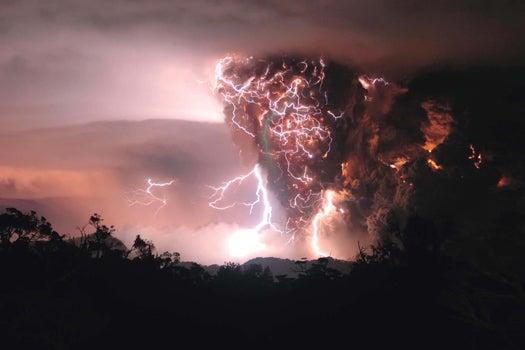 """""""Volcano"""