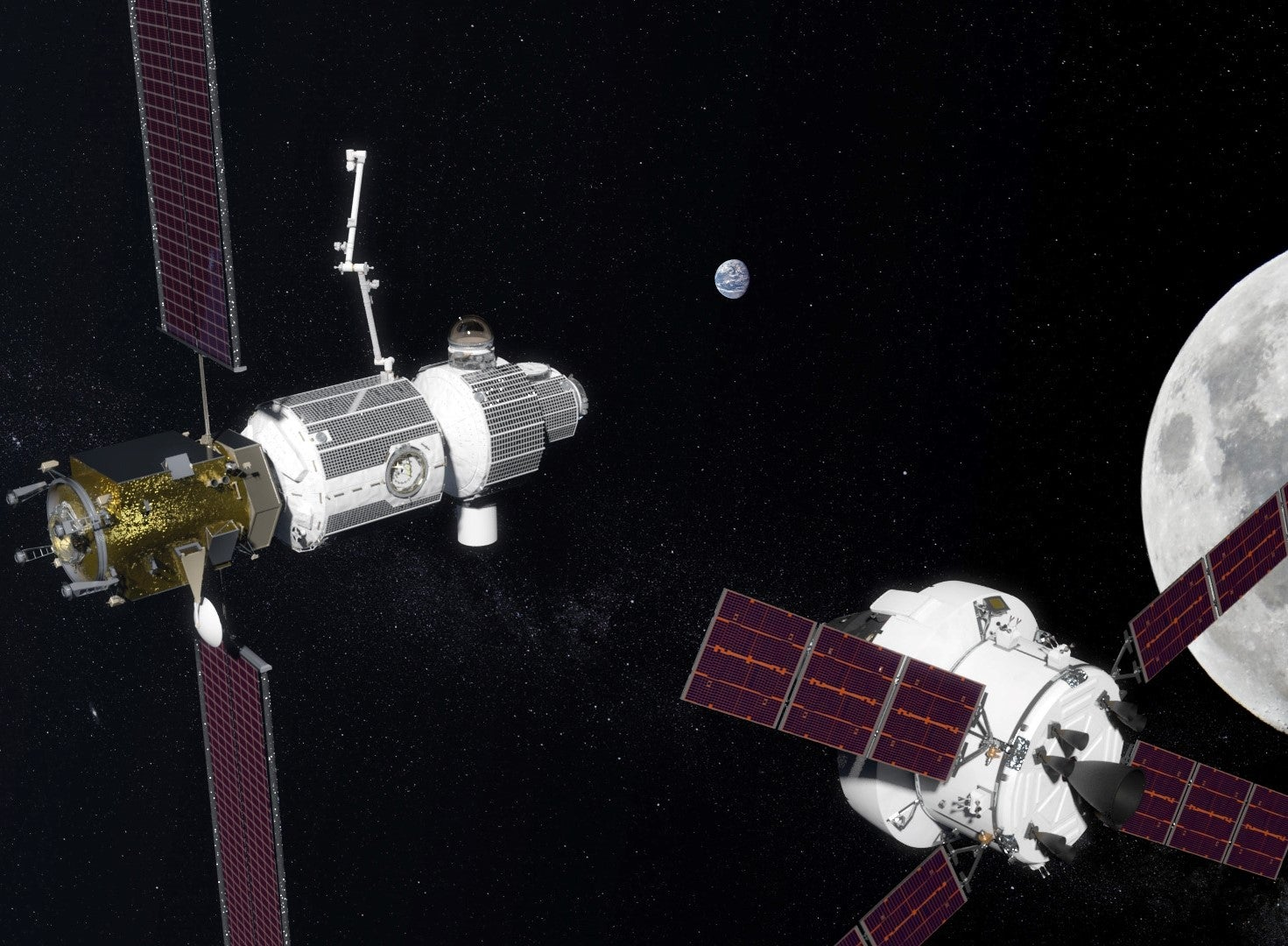 NASA is teaming up with Russia to put a new space station near the moon. Here's why.