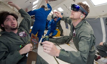 Here's How Astronauts Will Use Microsoft's HoloLens Aboard The Space Station