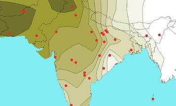 How A Gene For Fair Skin Spread Across India