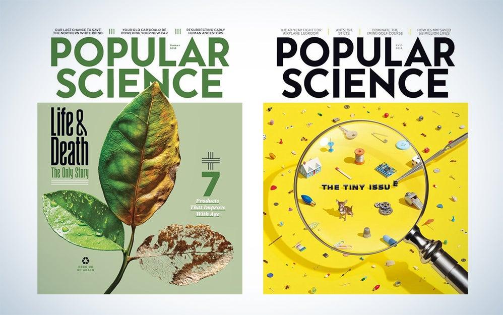 Popular Science Amazon deal