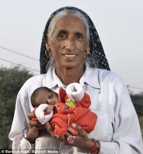 Reproductive Tech Outpaces Longevity Tech, as World's Oldest Mother is Now Dying of Old Age