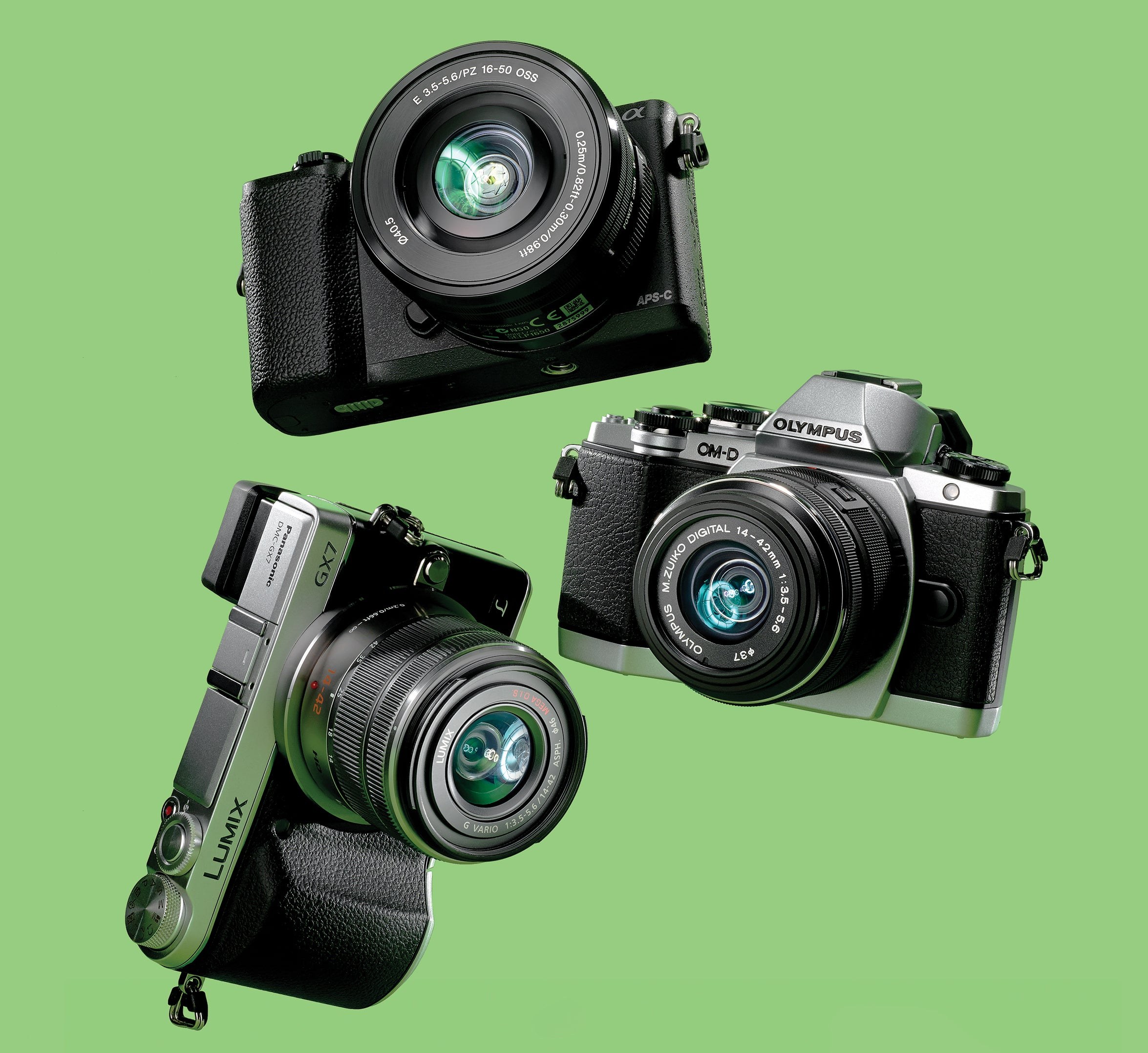 3 Point-And-Shoot Cameras That Deliver Pro Quality Photos