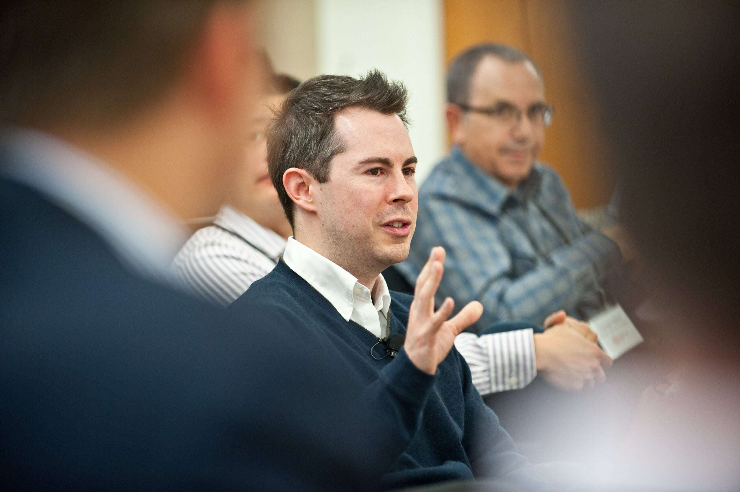 Keep Calm And Share Your DNA, Says Google Ventures CEO