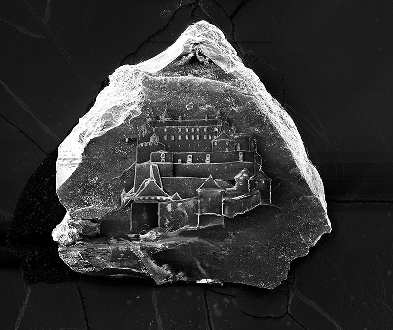 Castles Etched On Grains Of Sand And Other Amazing Images From This Week