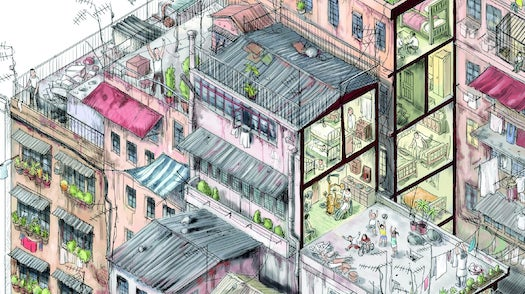 Life Inside The Most Densely Populated Place On Earth [Infographic]
