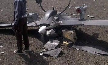 Watch Nigeria's First Confirmed Drone Strike — Against Boko Haram
