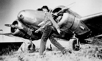 Hillary Clinton Begins New Search for Amelia Earhart