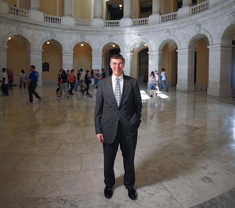 Capitol Hill's Nerd in Chief