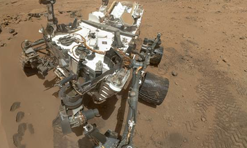 Methane Is Scarce, But That Doesn't Mean There's No Life On Mars