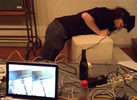 Oculus Rift Game Simulates What It's Like To Get Your Head Chopped Off. For Fun.