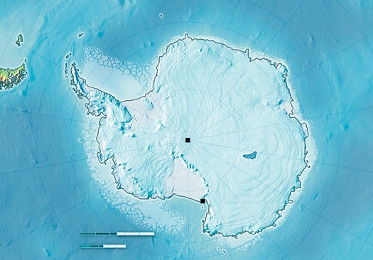 Scientists Find First Evidence Of Life In Antarctic Lake
