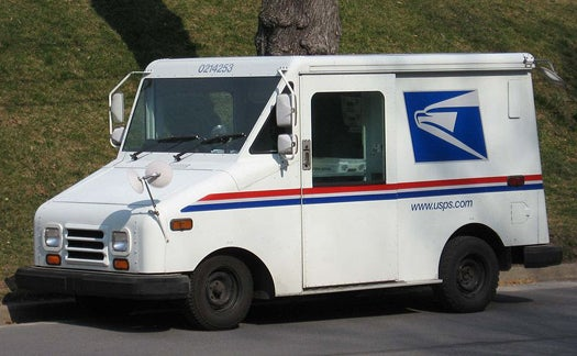Radical Ideas: By Adding Sensor Arrays, Postal Trucks Could Become a Nationwide Data-Collecting Network
