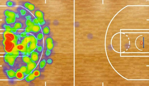 Missile-Tracking Cameras Are Changing the NBA
