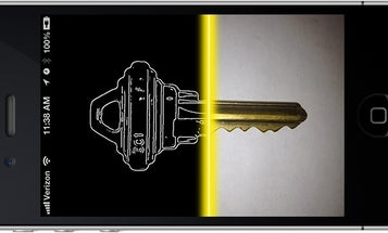 Photograph Your House Key With This App, Then Print A Copy Anywhere