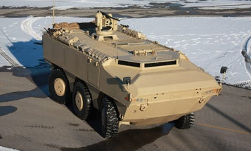 Turkey Designs New Armored Scout For Chemical Warfare