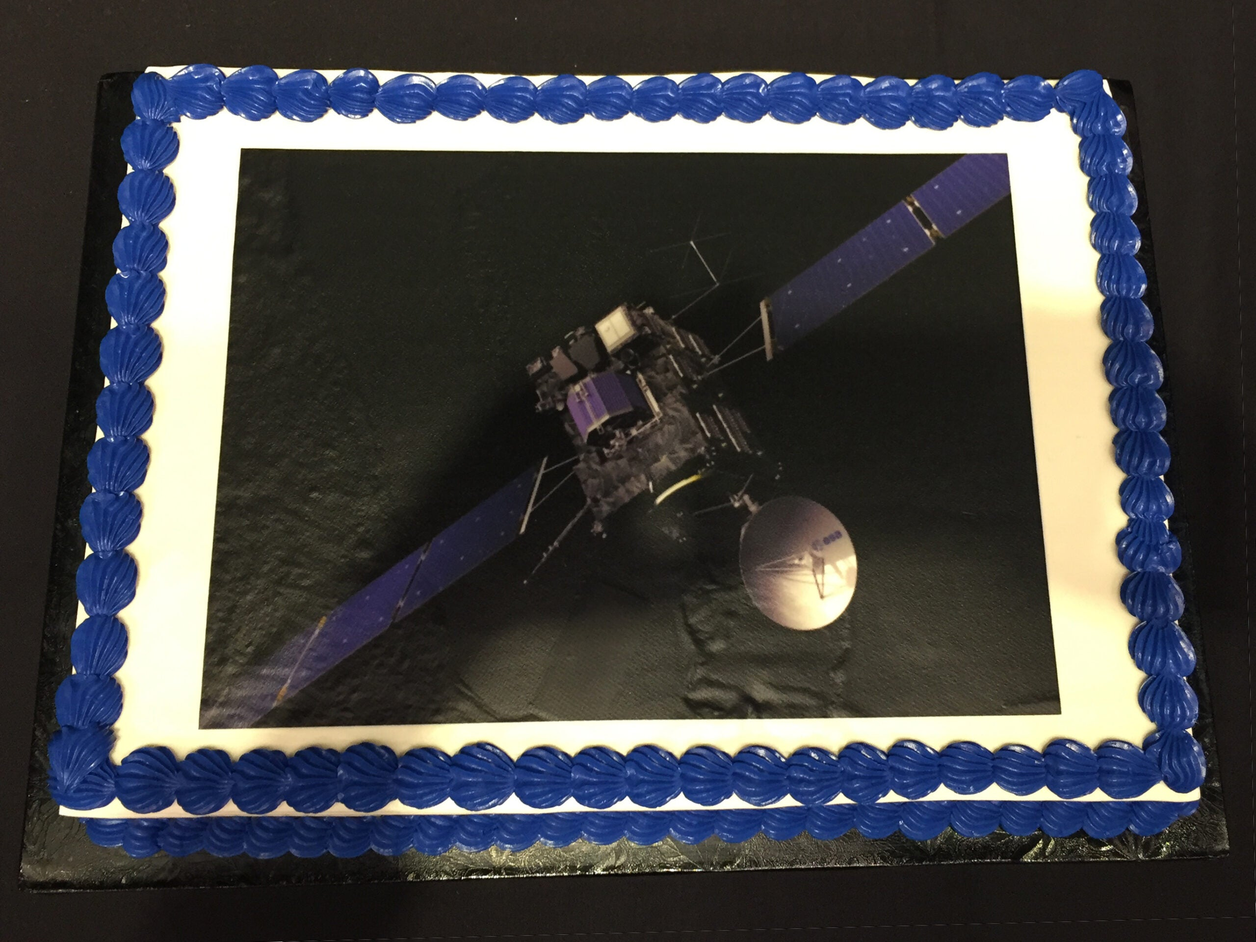 As Rosetta Spacecraft Crash-Lands Successfully, A Bittersweet Celebration