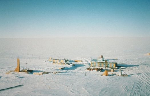 """Russian Scientists Drilling into """"Alien"""" Antarctic Lake Vostok Fall Silent"""