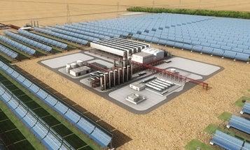 UAE Announces Plans for World's Largest Solar Plant