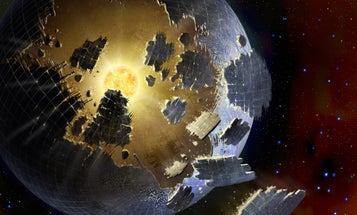 Scientists In The Dark Over Years-Long Dimming Of 'Alien Megastructure Star'
