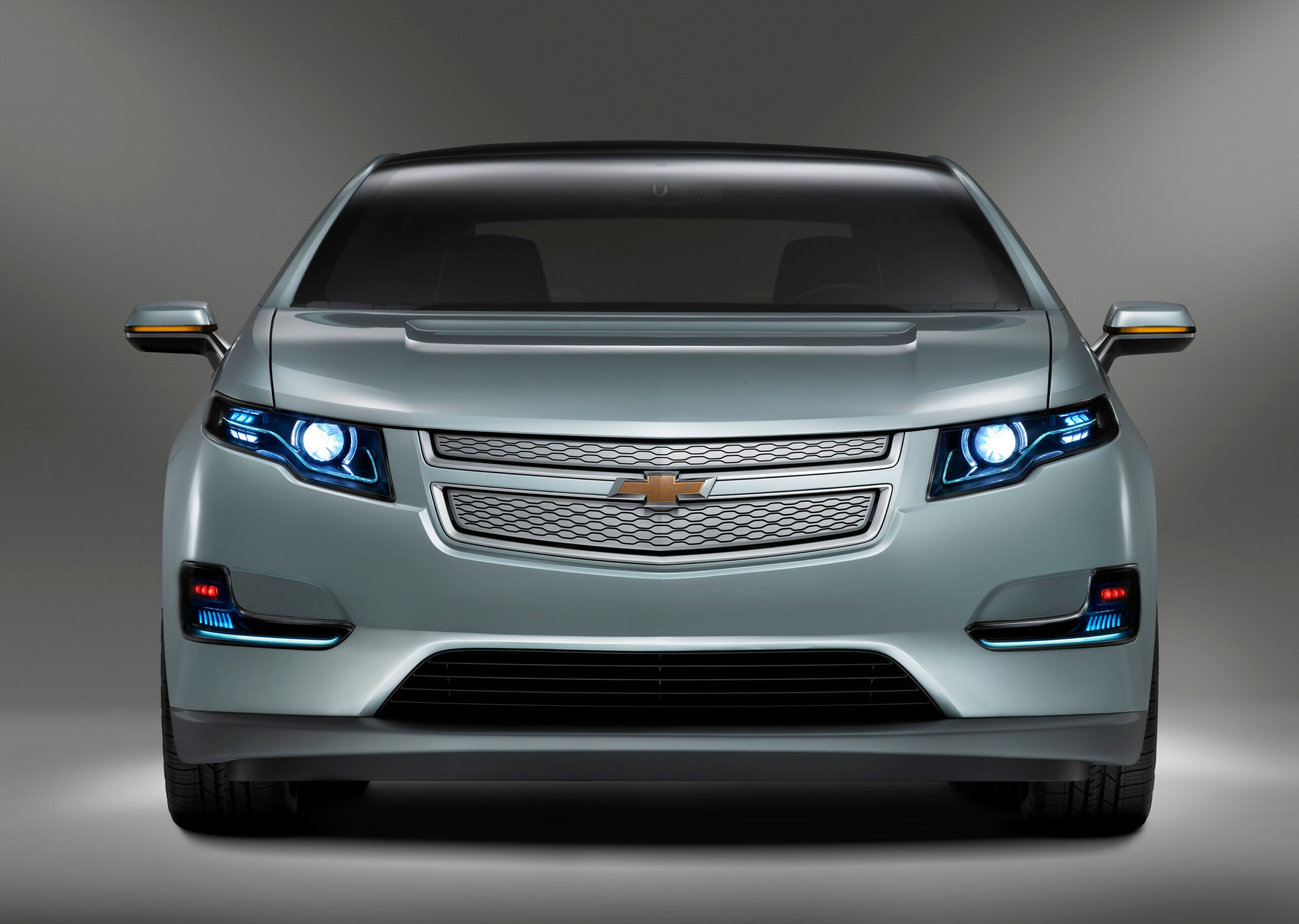 2011 Chevy Volt Unveiled