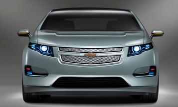 2011 Chevy Volt Unveiled