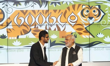 Google Is Bringing Free, High-Speed Wi-Fi Internet To India's Train Stations