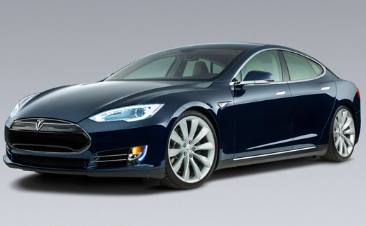 Tesla Model S Named Motor Trend's First All-Electric Car Of The Year