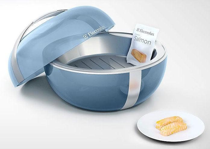 Food-Generating Microwave Wins Electrolux Design Challenge