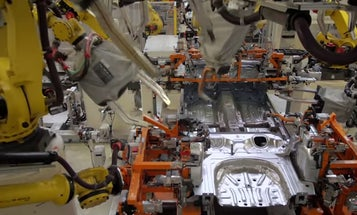 You Shouldn't Be Afraid Of That Killer Volkswagen Robot