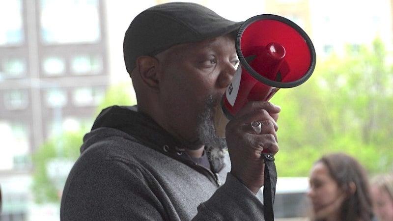 Mychal Johnson, President of South Bronx Unite