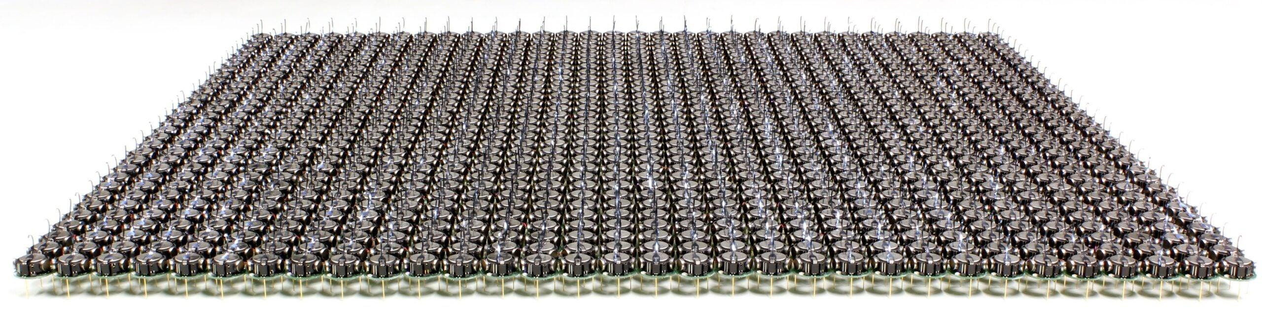 1,024 Robots Self-Assemble Into Any Shape You Want