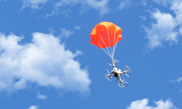 This Smart Parachute Wants To Save Your Drone From Disaster
