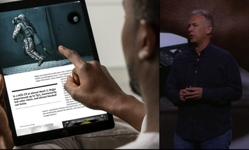 Apple Announces iPad Pro, Its Largest iPad Yet