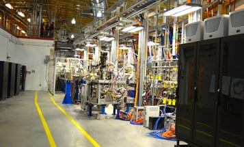 Look Inside The World's Most Advanced X-ray-Shooting Superlab