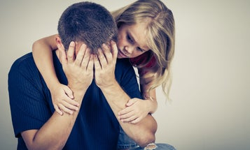 Sharing your negative emotions with your kids is better than hiding them
