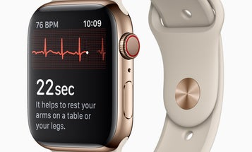 The Apple Watch is evolving into a legitimate medical device