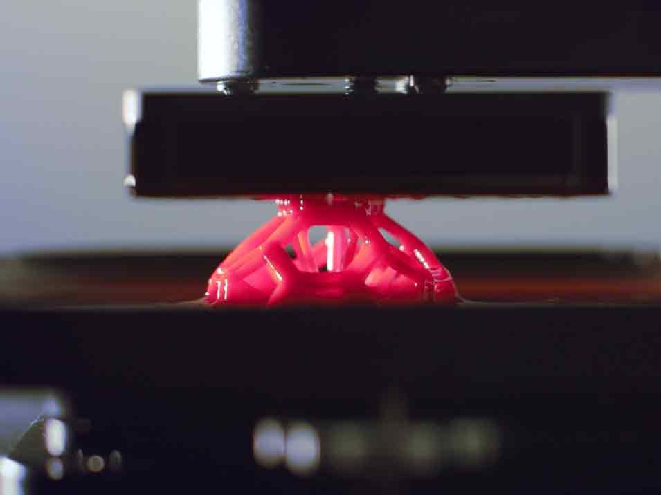 The Fastest 3D Printer Ever