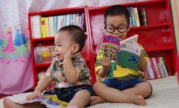 Reading with your baby will help her for the rest of her life