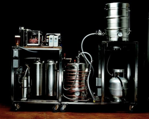 The Ultimate DIY, All-In-One Beer-Brewing Machine