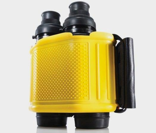 The World's Steadiest Binoculars