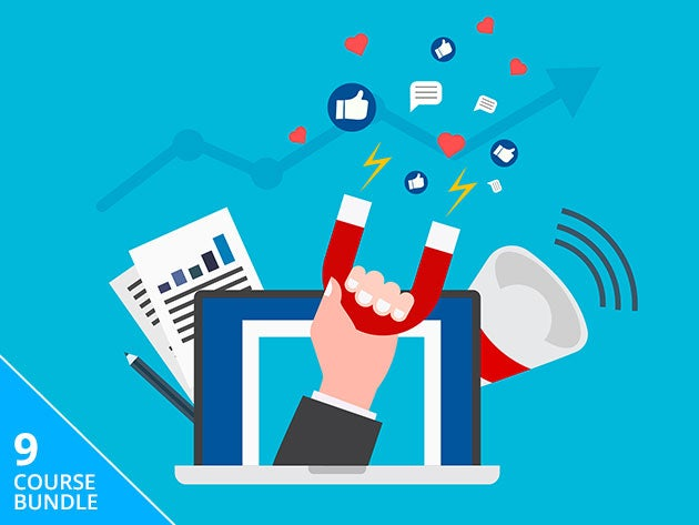 Pay What You Want Social Marketing Mastery Bundle