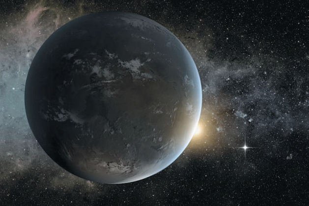 """""""Kepler-62f"""""""