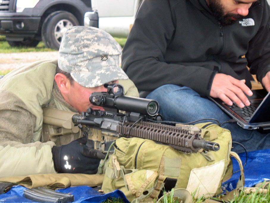 Sandia Labs Reveals New Sniper Sight [Video]