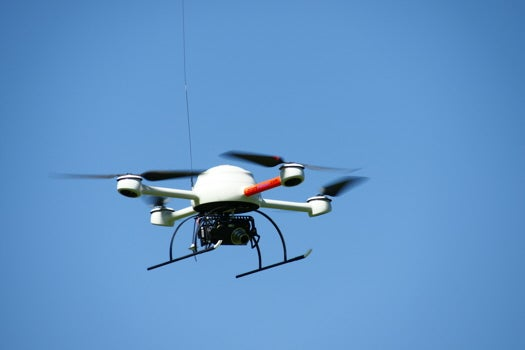 Google Bets $10.7 Million On Drone Intelligence