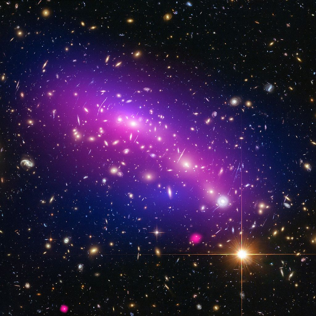 A Mysterious Fifth Force Could Be At Work In The Cosmos